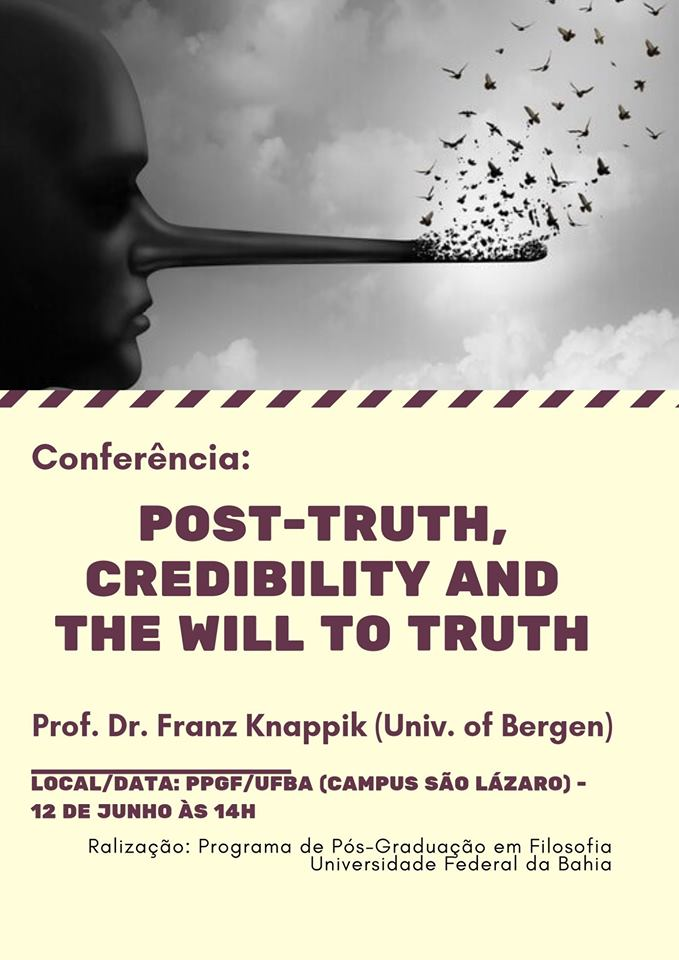 Conferencia post truth